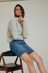 DENIM HUNTER 05 THE KNIT PULLOVER 10702543