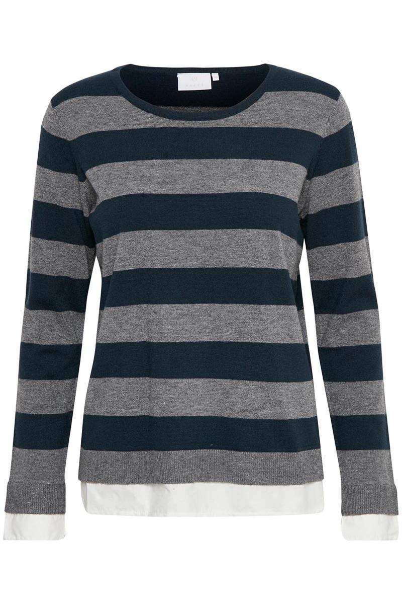 Knitting Wear Company : Kaffe frida knit pullover clothing company