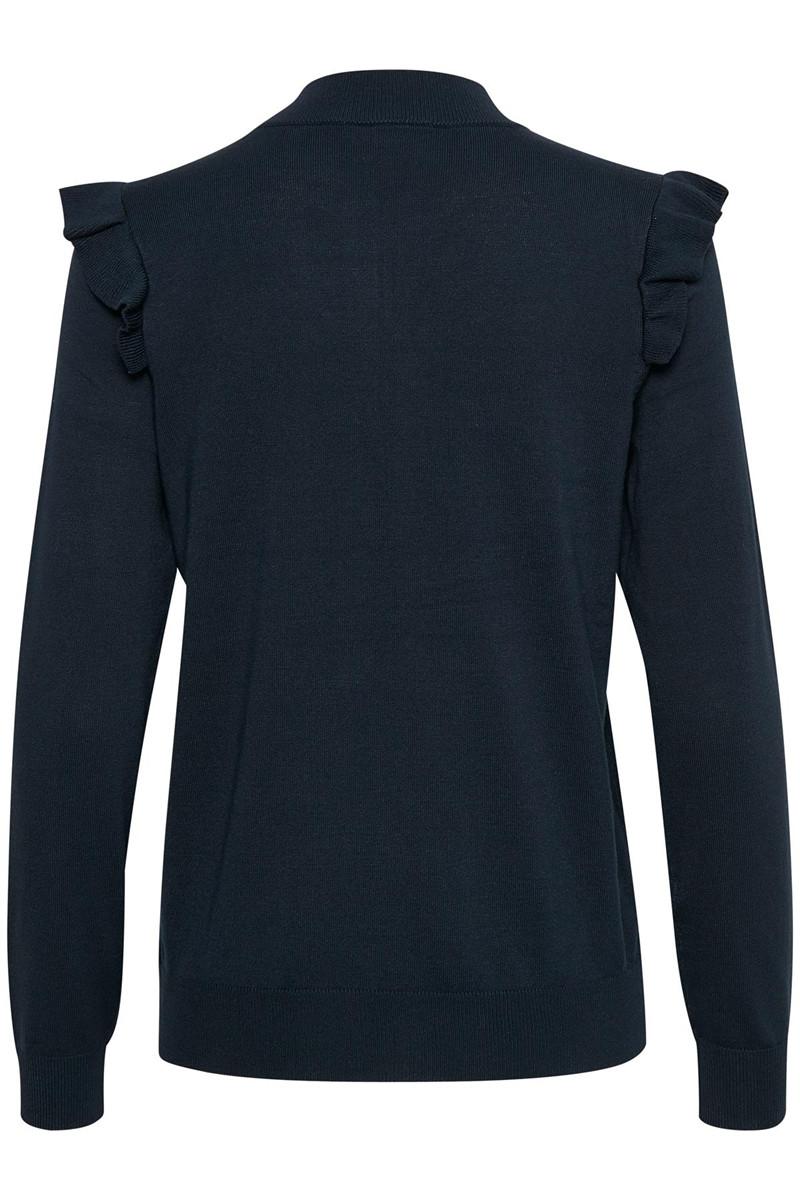 Knitting Wear Company : Kaffe svea knit pullover clothing company