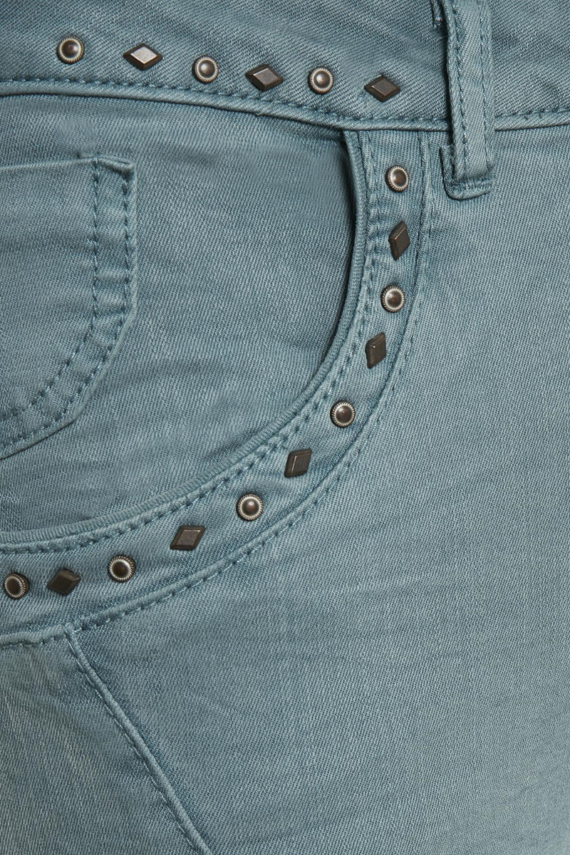 3a1bf13482 CREAM MILA TWILL PANTS - SHAPE FIT 10602752 D