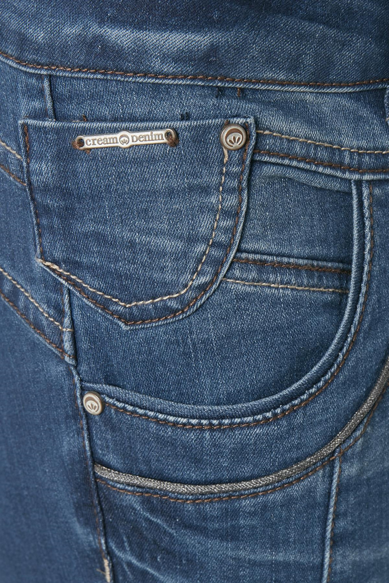 d67b44db57 CREAM CARIOLA JEANS - BAIILY FIT 10603600