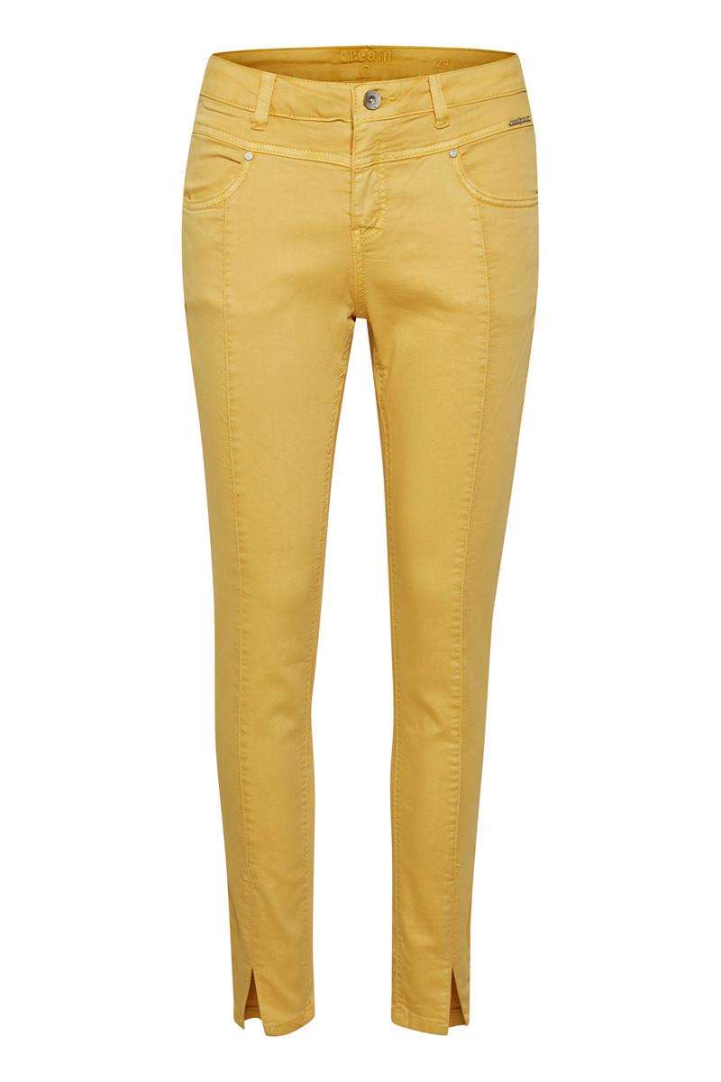 Katy Amalie Twill 10604378 Cream Pants Fit xwUpaYPZq