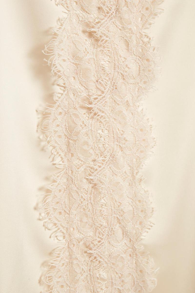 699c7b06aa CREAM CLARA TOP 10650200 - Cream Clothing