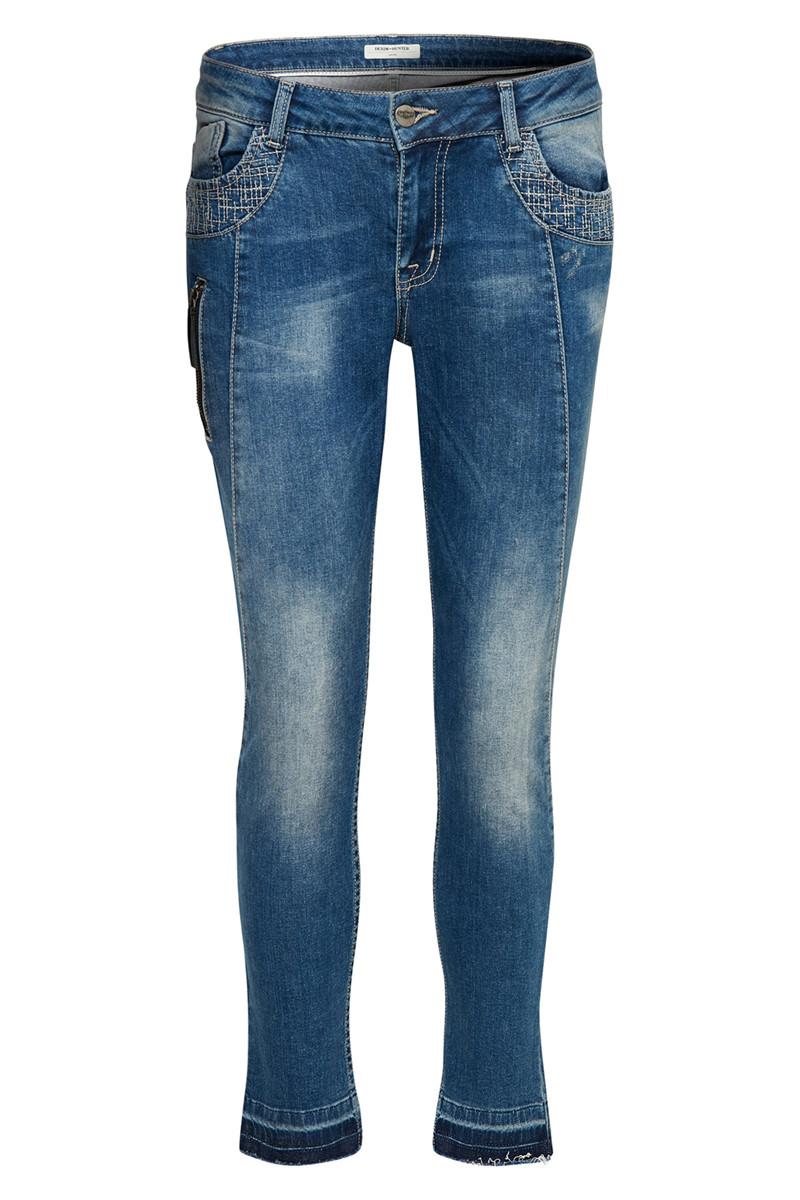 denim hunter ronya lift 7 8 jeans 10700958. Black Bedroom Furniture Sets. Home Design Ideas