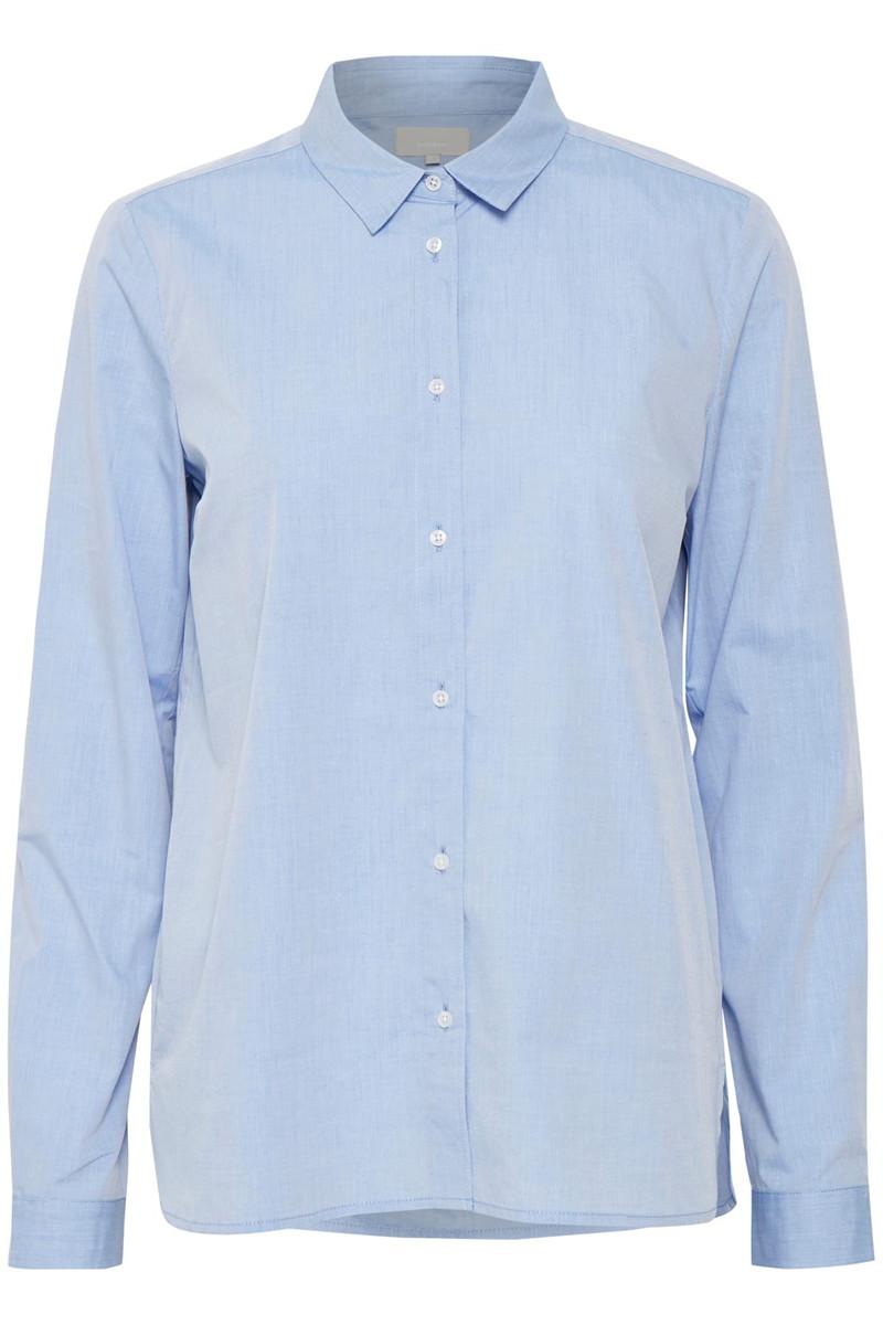Inwear Blue Tight Shirt