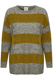 KAREN BY SIMONSEN EDITION STRIPED PULLOVER 10101554