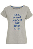 Denim Hunter BOBBI BLUE T-SHIRT 10701373 G