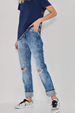 DENIM HUNTER HOPE HIGH CUSTOM JEANS 10701478