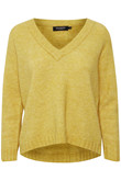 SOAKED IN LUXURY ISBEA V-NECK JUMPER 30403270