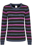 CULTURE VICKTORIA STRIPE JUMPER 50105090