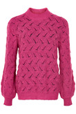 SOAKED IN LUXURY FRIDA GLITTER PULLOVER 30403705 P
