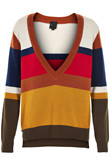 SIX AMES YVE SWEATER