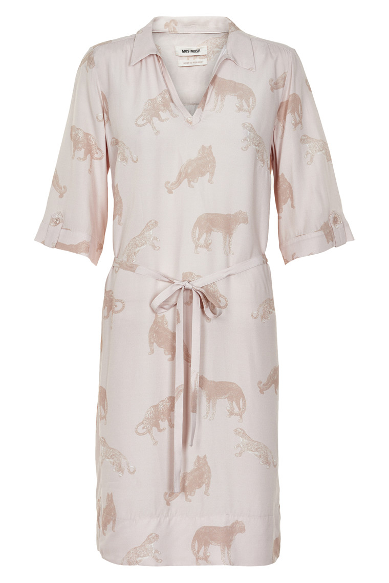 MOS MOSH ETIENNE ANIMAL DRESS 116960