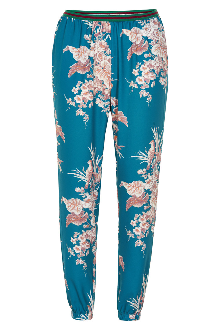 STELLA NOVA BIRD FLOWER PANTS BF02-731X