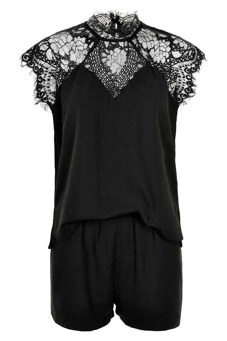 NEO NOIR GLORY LACE JUMPSUIT 014791