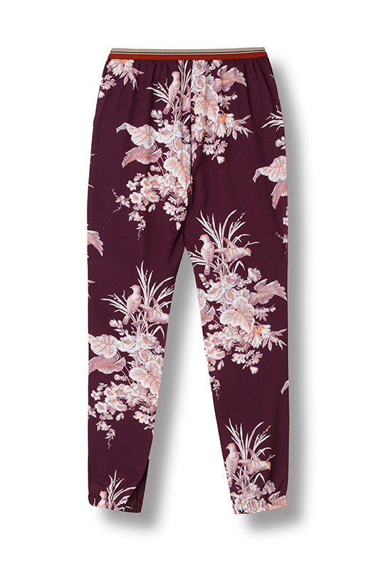 STELLA NOVA BIRD FLOWER PANTS 741X-BF01 P