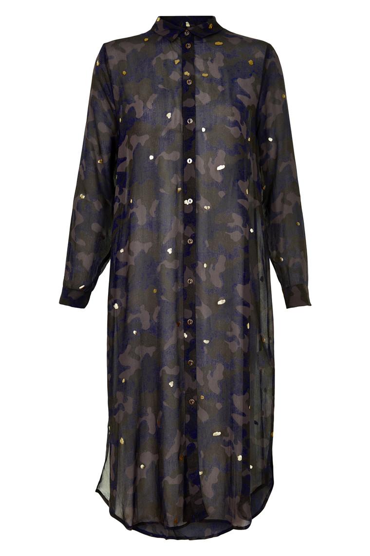MUNTHE ODIN SHIRT DRESS
