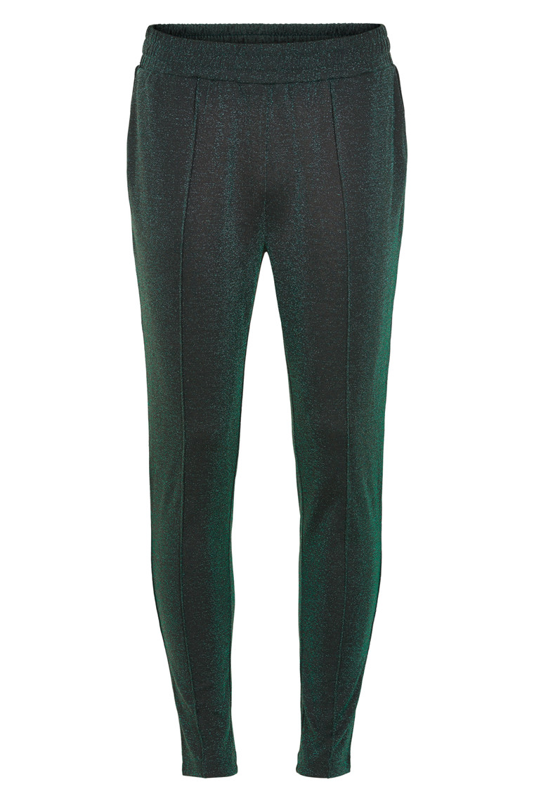 NEO NOIR BEAT LUREX PANTS 014821 G