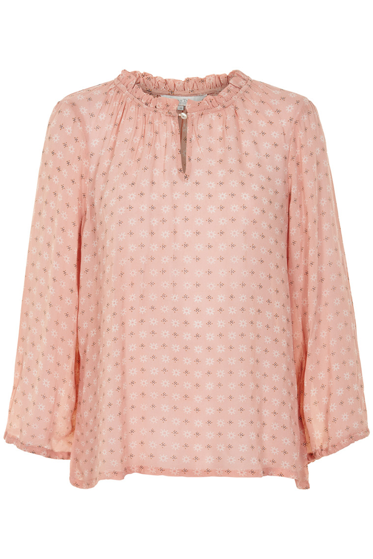 PART TWO KANDICE BLUSE