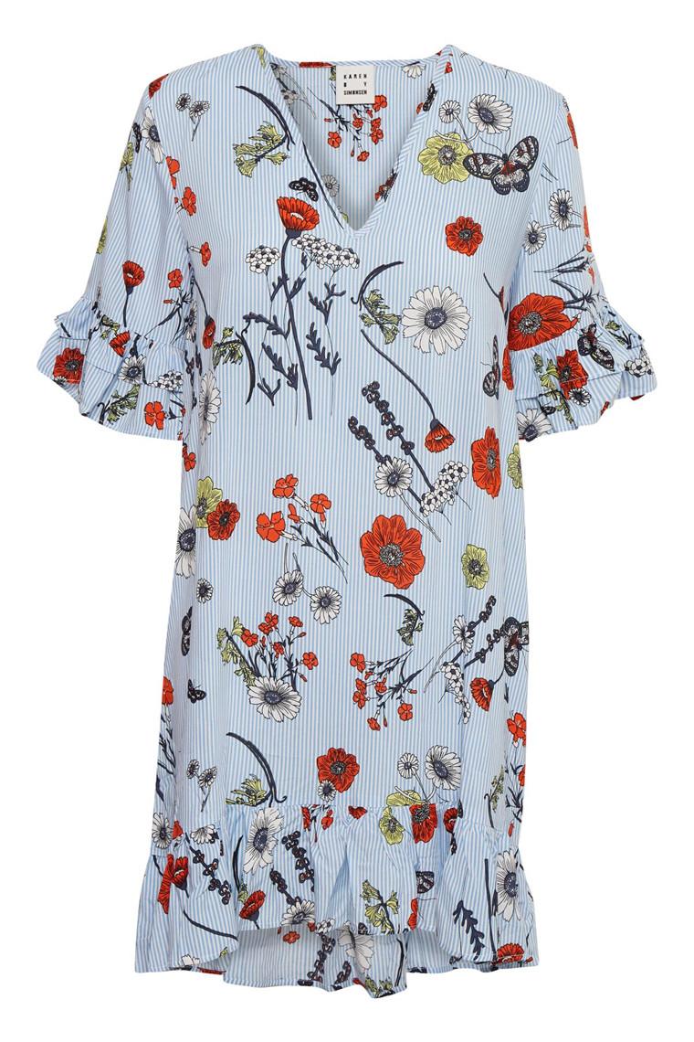 KAREN BY SIMONSEN THOUSAND DRESS 10101253
