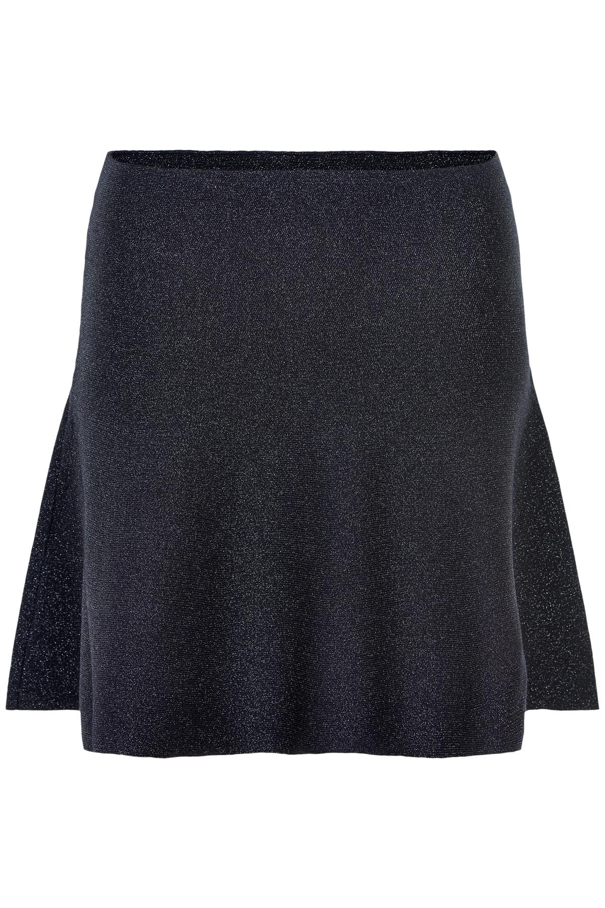 015052 Chili Stripe Dress Navy Neo Noir