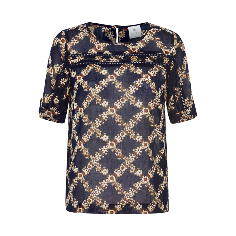 CULTURE ANGELY BLUSE 50102485