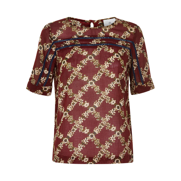 CULTURE ANGELY BLUSE 50102485 W