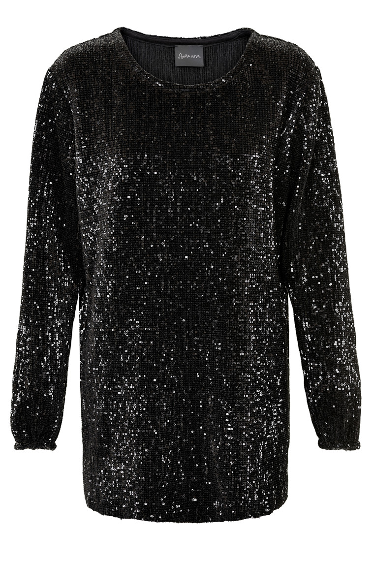 STELLA NOVA SEQUIN LOVE DRESS SL71-4019