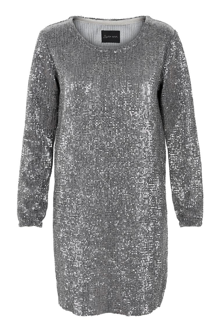 STELLA NOVA SEQUIN LOVE DRESS SL71-4019 G