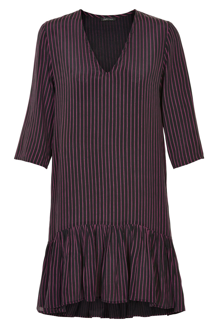 STELLA NOVA PR. STRIPES DRESS PS71-4988