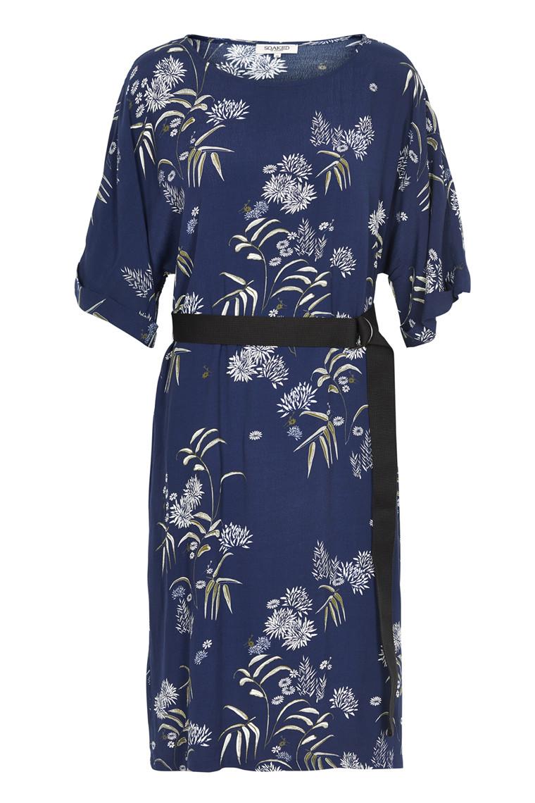 SOAKED IN LUXURY JAPAN DRESS