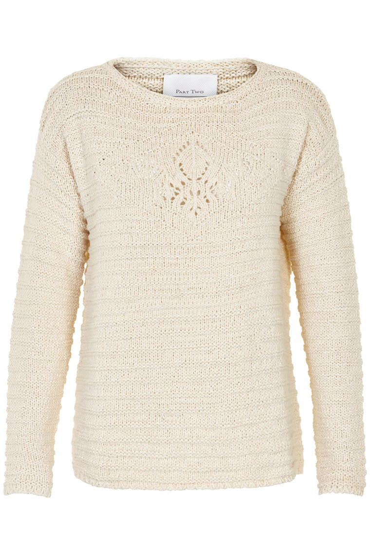 PART TWO GALUNA PULLOVER