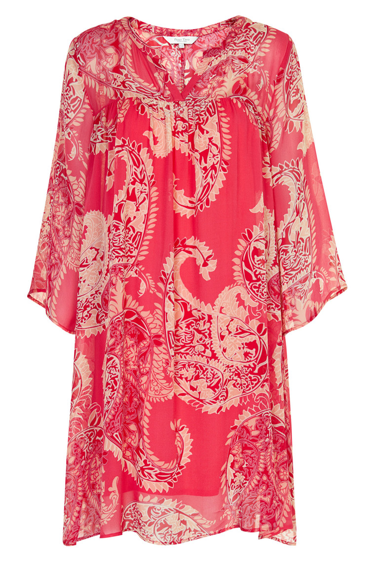 PART TWO HELGA DRESS