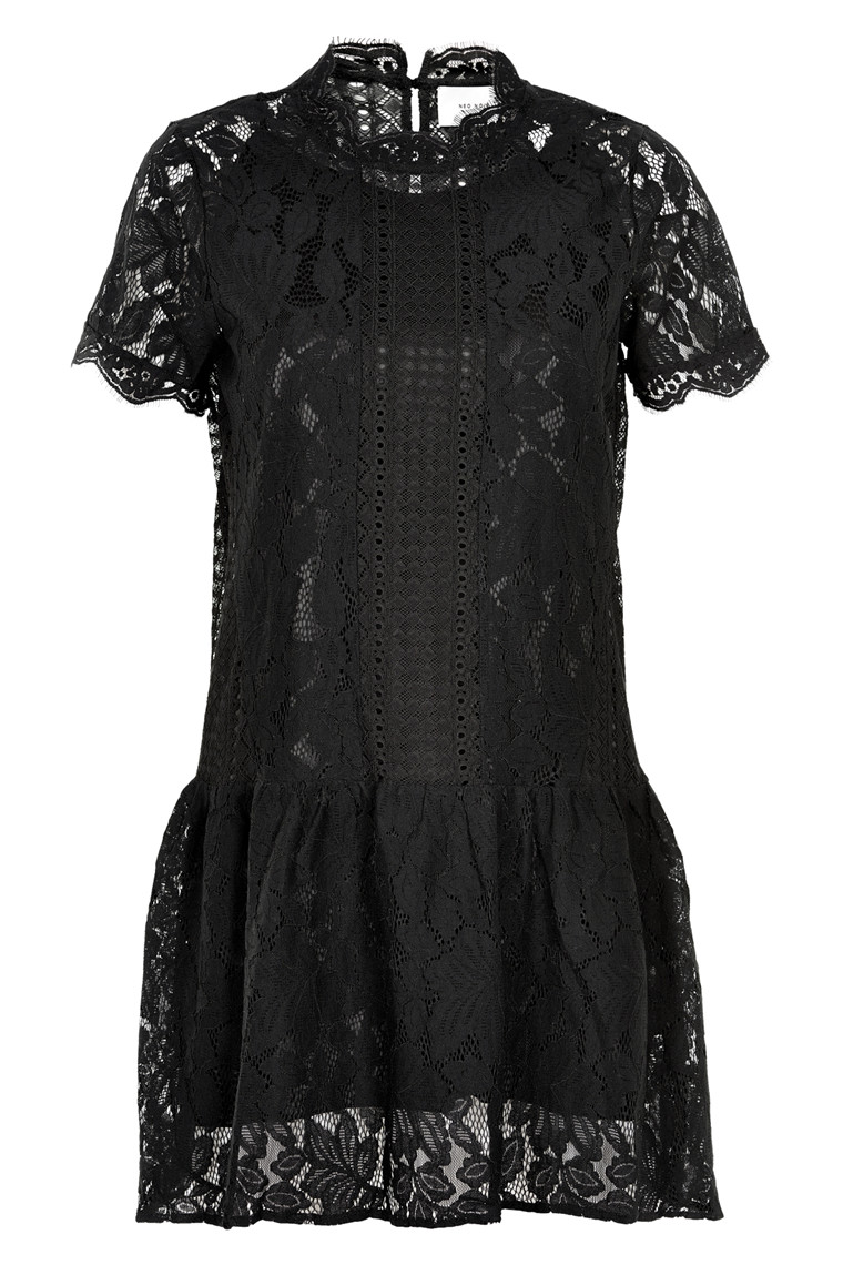 NEO NOIR KAROLA DRESS 014696