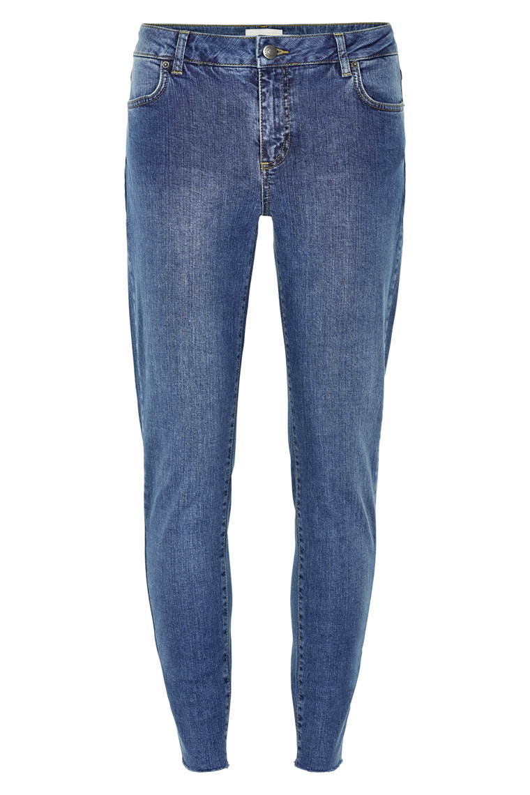 Five Units PENELOPE 410 CROP JEANS