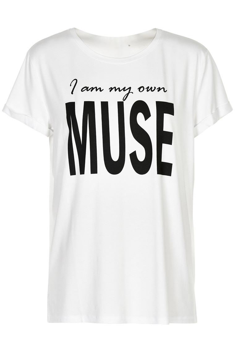 SOAKED IN LUXURY MUSE SS TEE