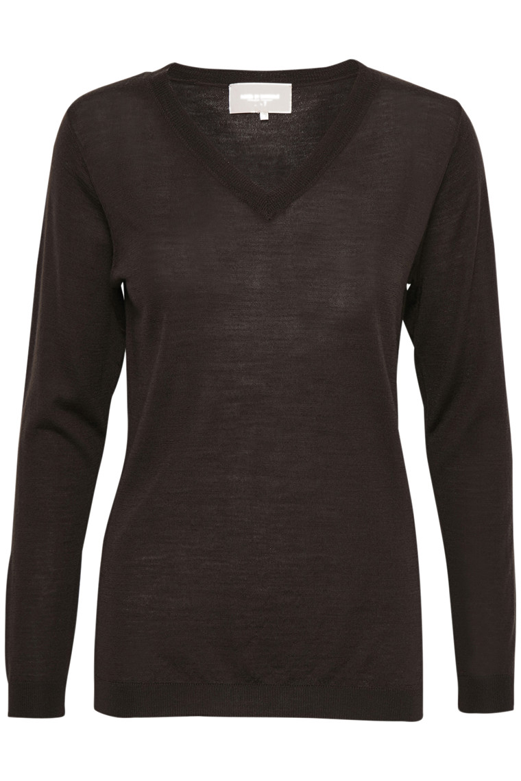 KAREN BY SIMONSEN OPTIMAL V-NECK 10100824