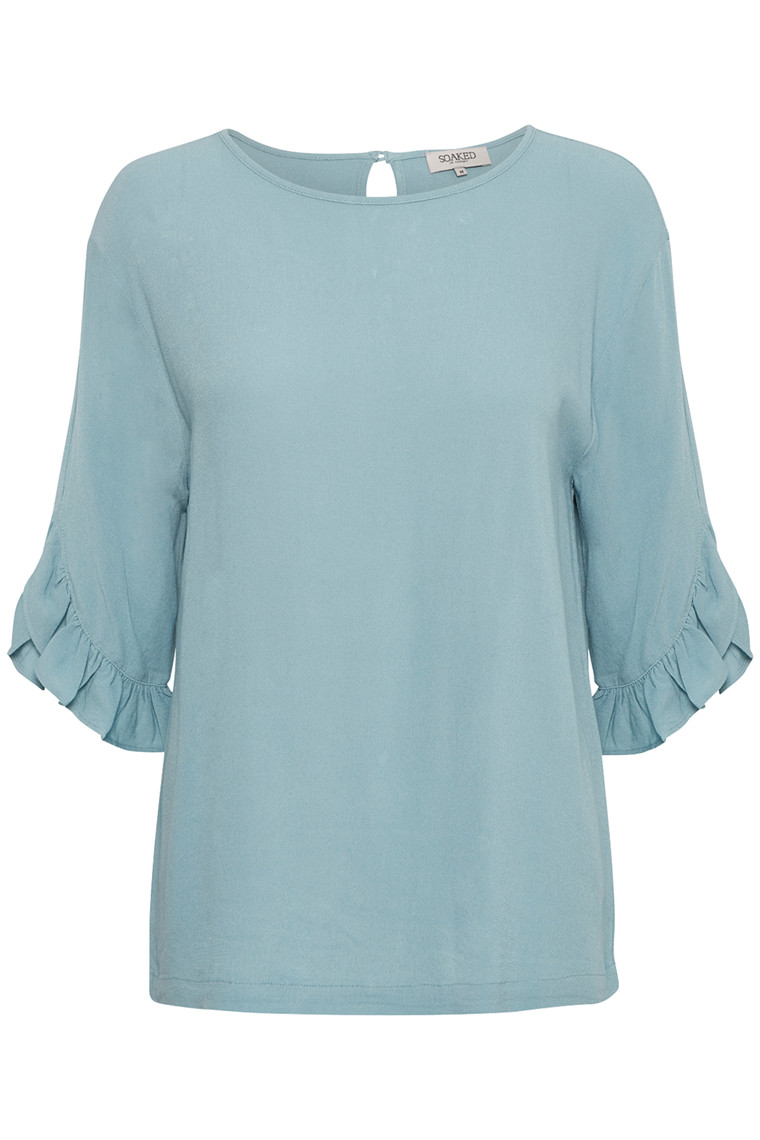 SOAKED IN LUXURY SANDY SS TOP