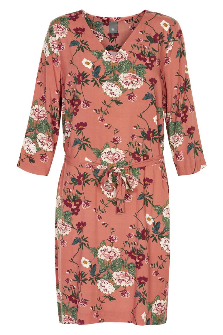 ICHI ROSA DRESS C