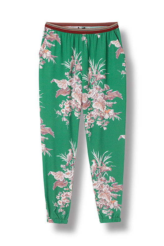 STELLA NOVA BIRD FLOWER PANTS 741X-BF01