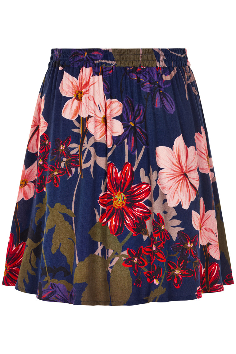 SIX AMES LIKKA FLOWER SKIRT