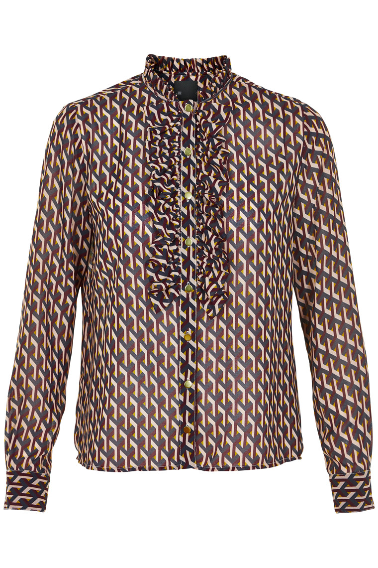 SIX AMES PEARL SHIRT