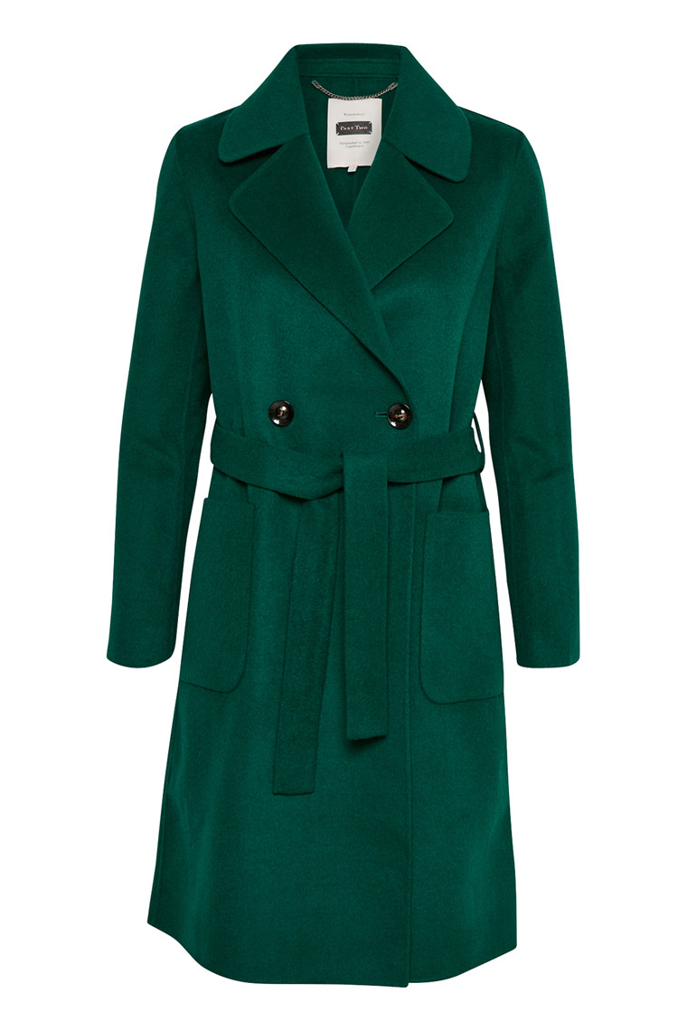 PART TWO ISOLDE COAT