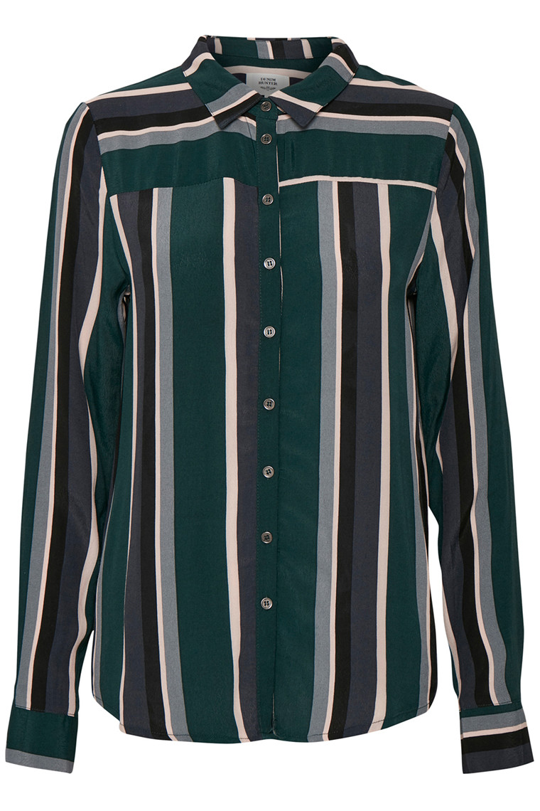 Denim Hunter GWEN STRIPED SHIRT 10701201