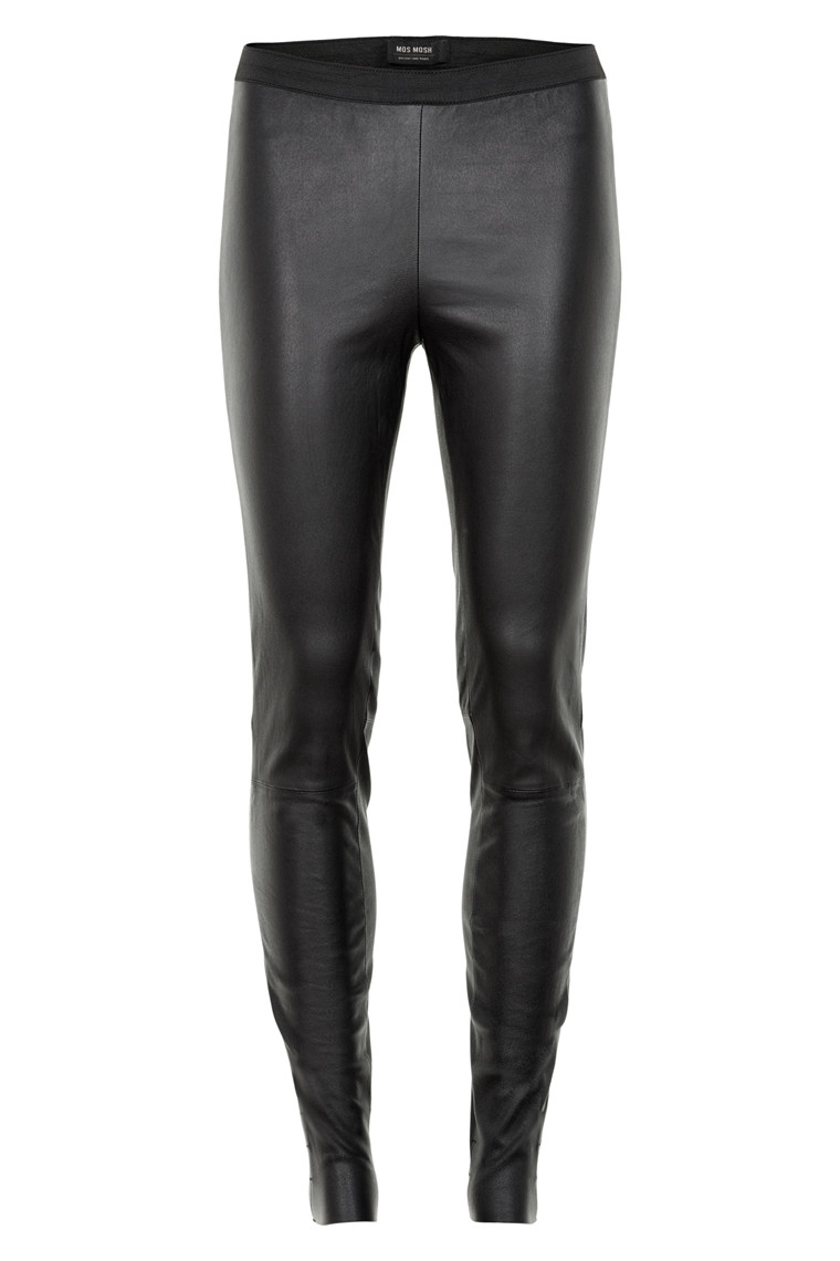 MOS MOSH LUCY STRETCH LEATHER LEGGINGS 119090