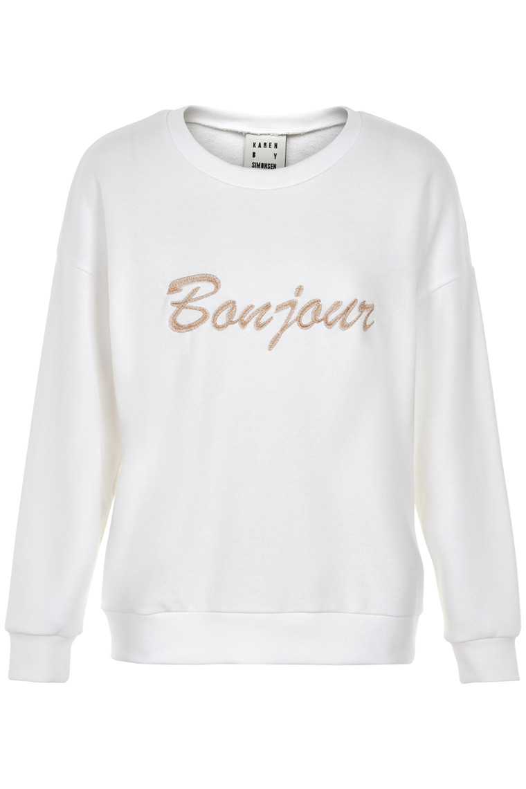 KAREN BY SIMONSEN ACROSS SWEAT 10100935 B
