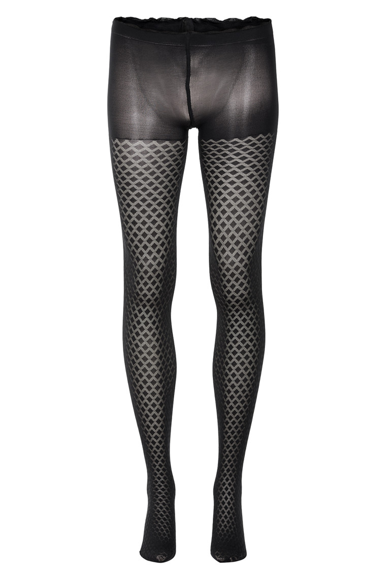 DECOY DIAMOND TIGHTS 16818