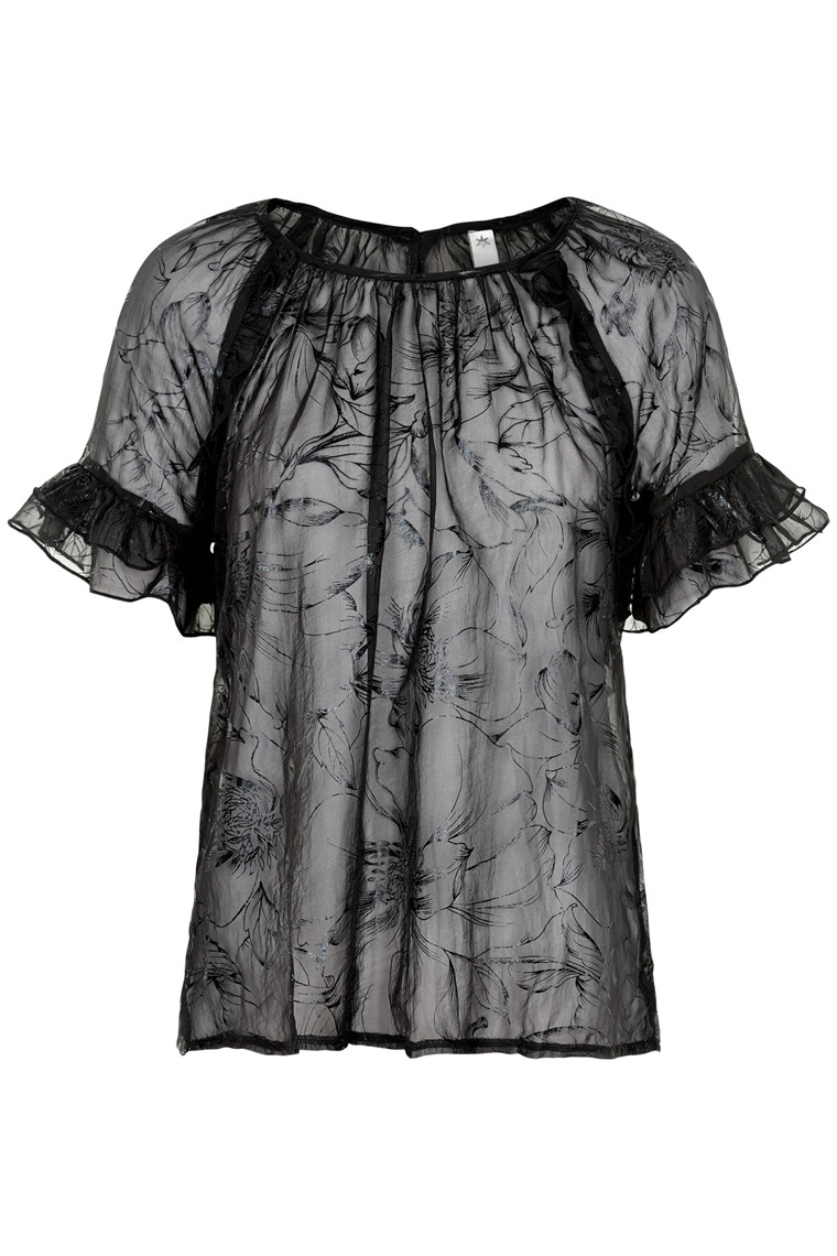 CULTURE JACKA S/S BLUSE 50104042