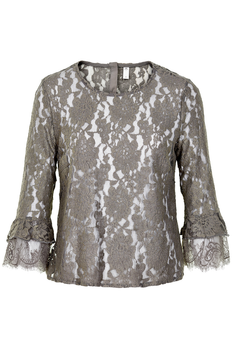 CULTURE TELSE BLOUSE 50104074 G