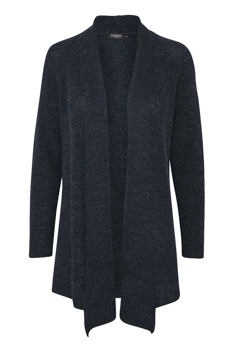 SOAKED IN LUXURY TUESDAY DRAPY CARDIGAN